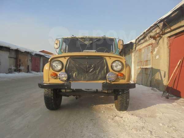 УАЗ 469, 1994 год, 120 000 руб.