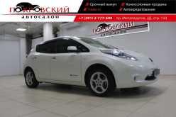 Красноярск Nissan Leaf 2012