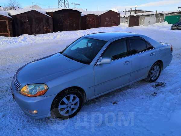 Toyota Mark II, 2003 год, 390 000 руб.