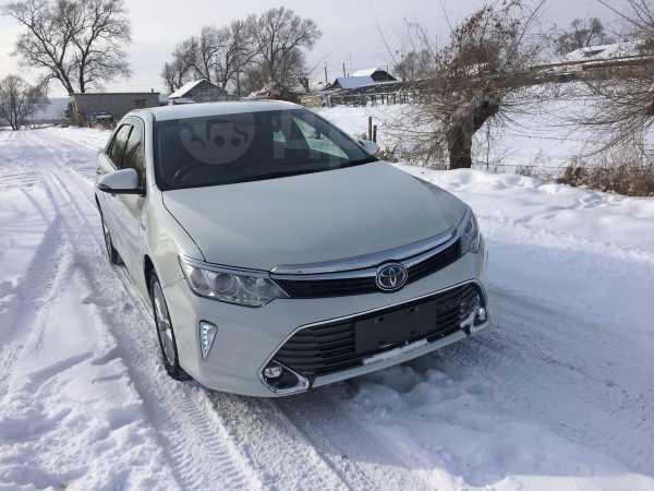 Toyota Camry, 2016 год, 1 355 000 руб.