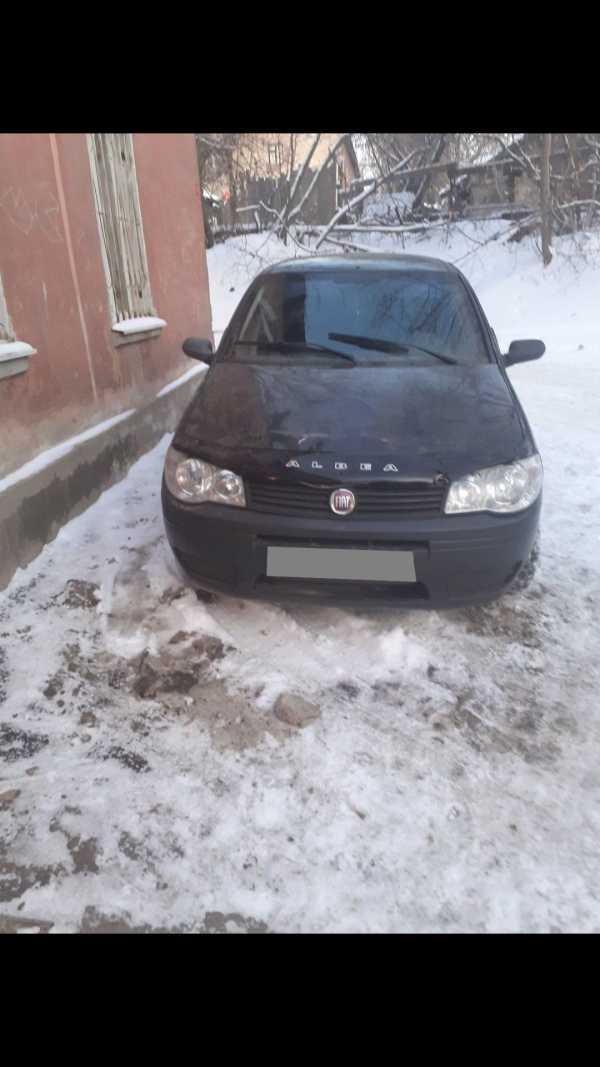 Fiat Albea, 2011 год, 50 000 руб.