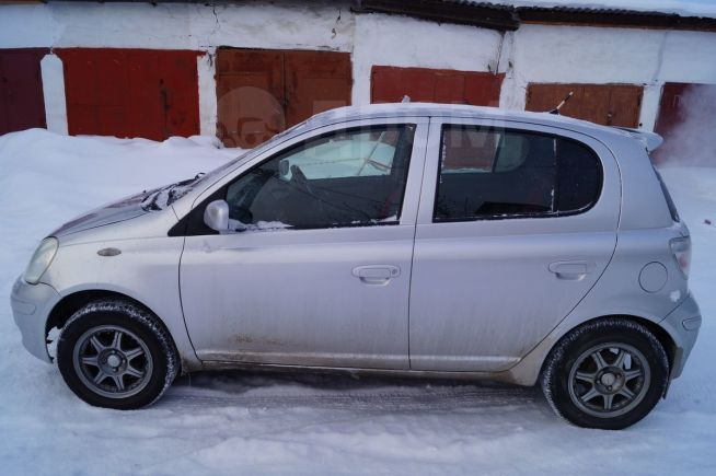Toyota Vitz, 2004 год, 220 000 руб.