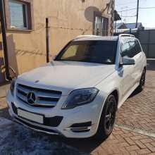 Владивосток GLK-Class 2014