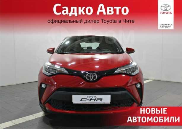Toyota C-HR, 2019 год, 1 836 500 руб.