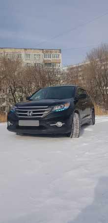 Владивосток CR-V 2014