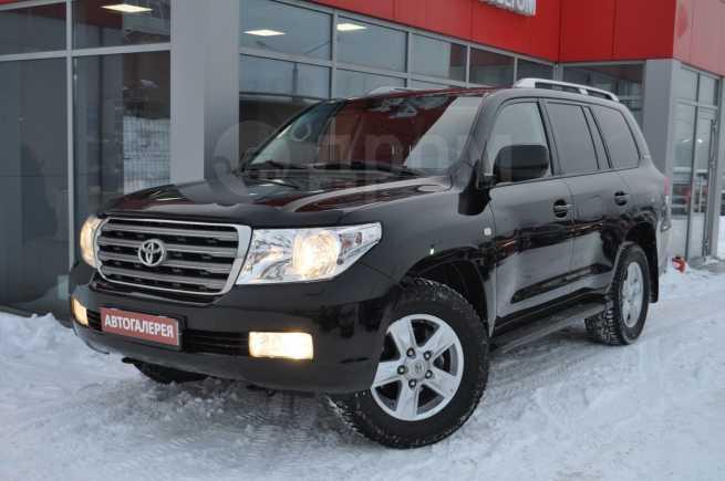 Toyota Land Cruiser, 2011 год, 1 895 000 руб.