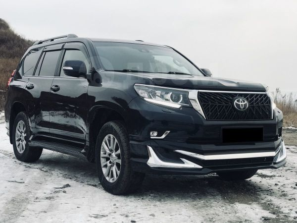 Toyota Land Cruiser Prado, 2018 год, 3 730 000 руб.