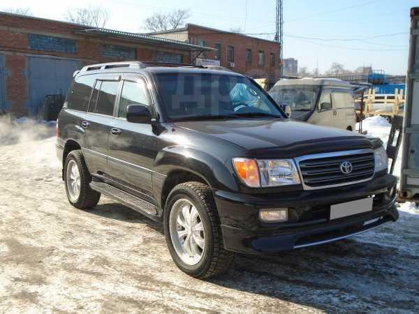 Toyota Land Cruiser, 2003 год, 1 165 000 руб.