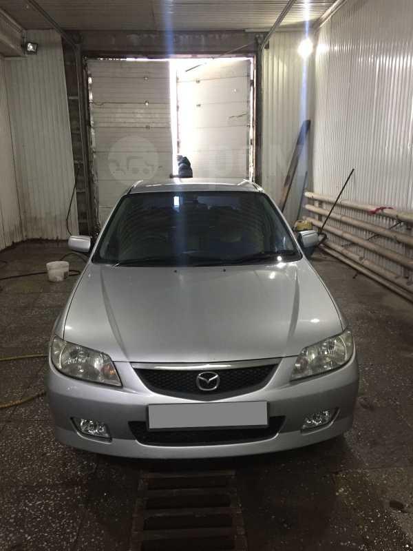 Mazda 323, 2002 год, 190 000 руб.