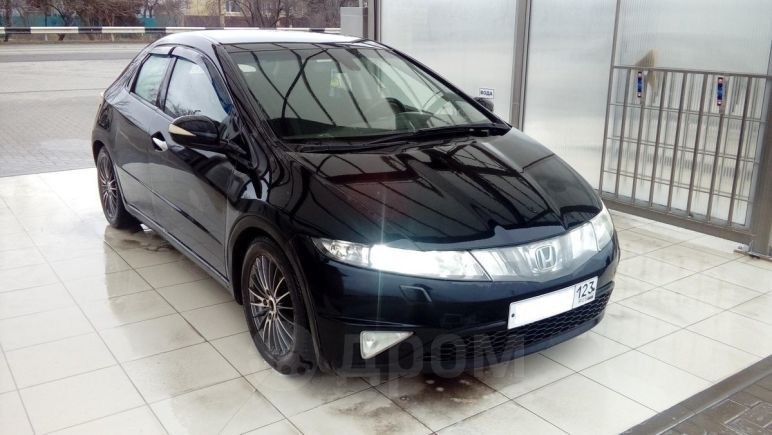 Honda Civic, 2007 год, 320 000 руб.