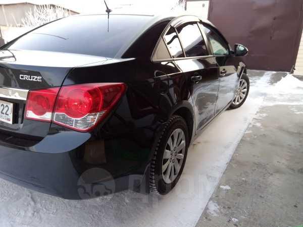 Chevrolet Cruze, 2012 год, 480 000 руб.