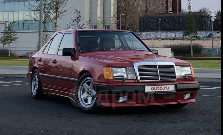 Mercedes-Benz E-Class, 1988 год, 1 150 000 руб.