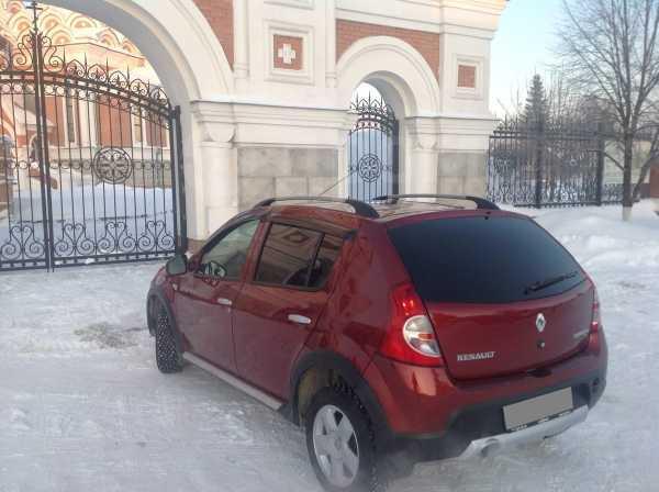 Renault Sandero Stepway, 2012 год, 440 000 руб.