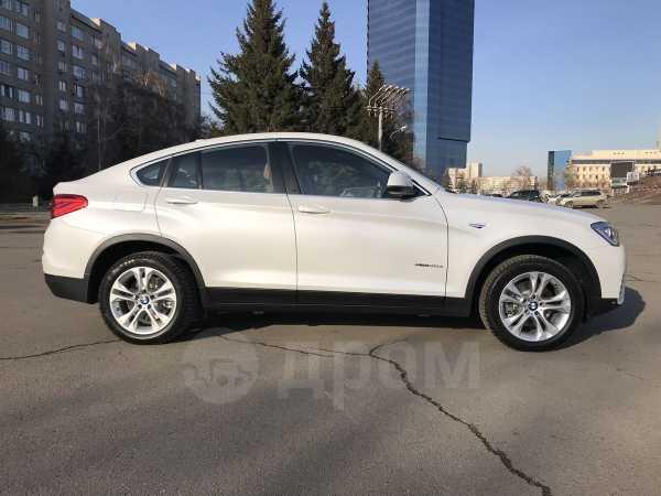 BMW X4, 2016 год, 2 550 000 руб.