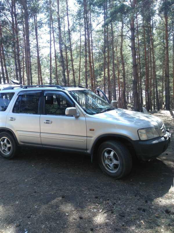 Honda CR-V, 1998 год, 330 000 руб.