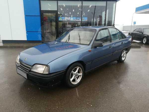 Opel Omega, 1988 год, 58 000 руб.
