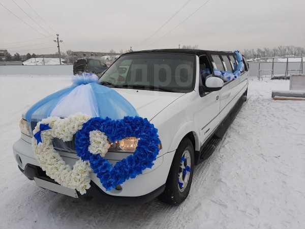 Lincoln Navigator, 2000 год, 670 000 руб.