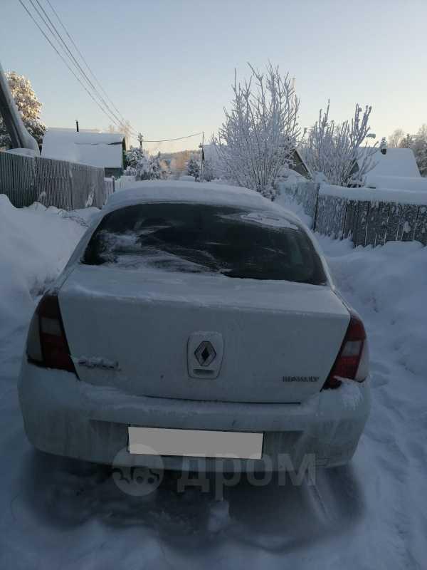 Renault Symbol, 2008 год, 170 000 руб.