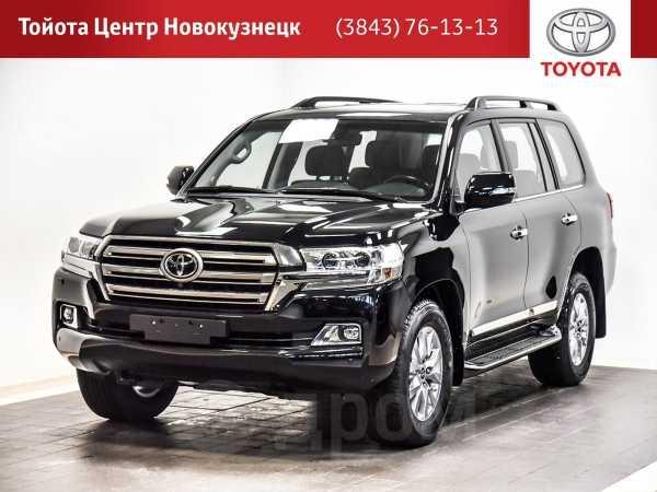 Toyota Land Cruiser, 2019 год, 5 201 000 руб.