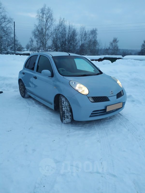 Nissan March, 2005 год, 210 000 руб.