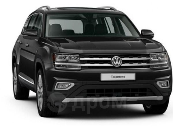 Volkswagen Teramont, 2019 год, 3 764 000 руб.