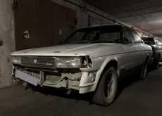 Новосибирск Chaser 1986