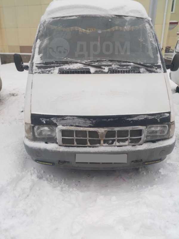 ГАЗ 2217, 2002 год, 80 000 руб.