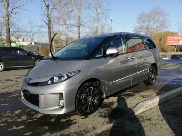 Toyota Estima, 2014 год, 1 640 000 руб.