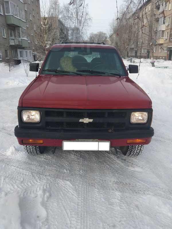 Chevrolet Blazer, 1993 год, 140 000 руб.