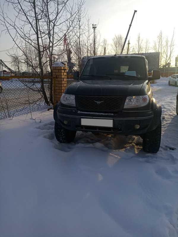 УАЗ Пикап, 2014 год, 370 000 руб.