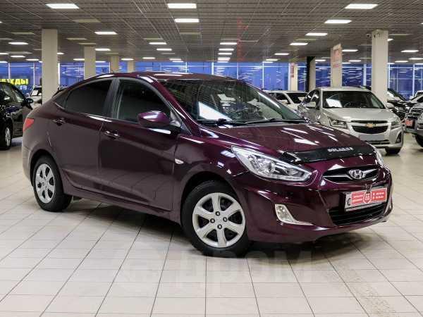 Hyundai Solaris, 2014 год, 458 000 руб.