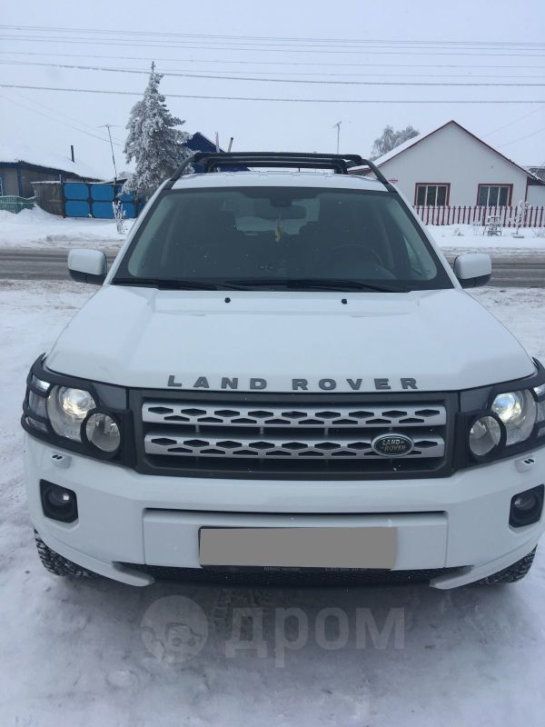 Land Rover Freelander, 2012 год, 1 250 000 руб.