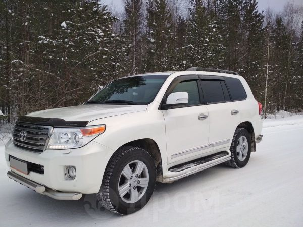 Toyota Land Cruiser, 2012 год, 2 599 000 руб.