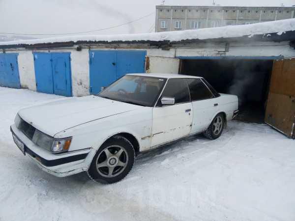 Toyota Mark II, 1985 год, 49 999 руб.