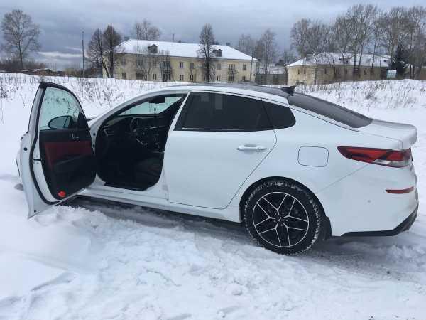 Kia Optima, 2018 год, 1 570 000 руб.