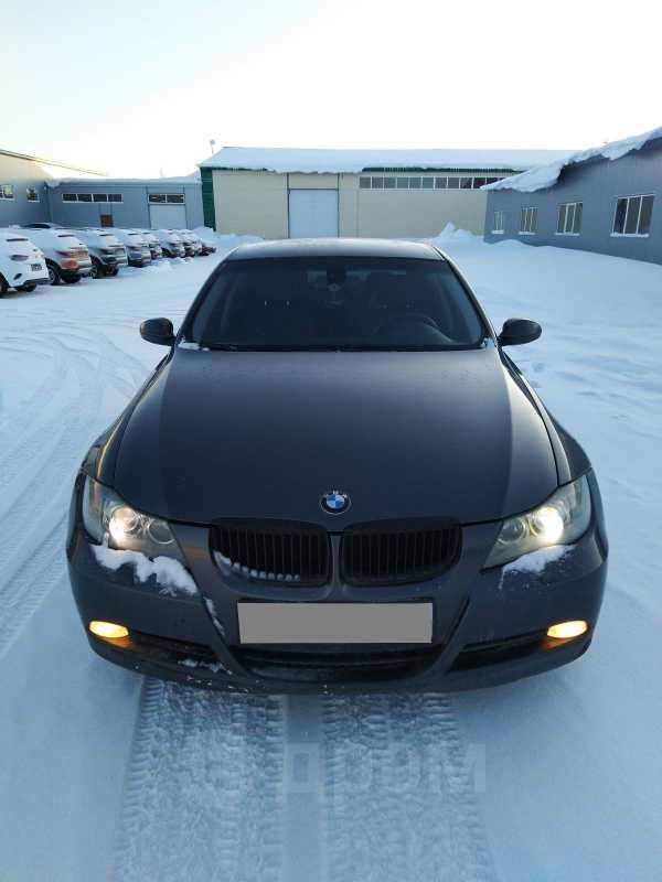 BMW 3-Series, 2007 год, 420 000 руб.