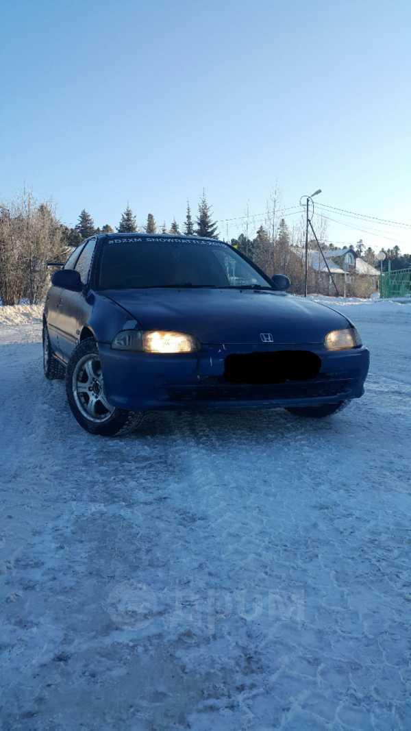 Honda Civic Ferio, 1994 год, 80 000 руб.