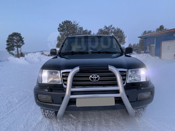 Toyota Land Cruiser, 2003 год, 900 000 руб.