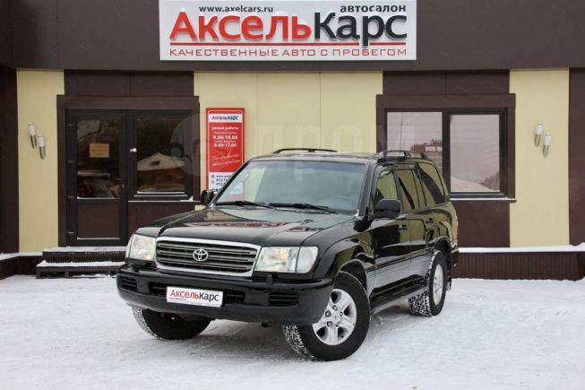 Toyota Land Cruiser, 2004 год, 999 000 руб.