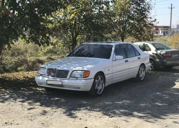 Mercedes-Benz S-Class, 1996 год, 360 000 руб.
