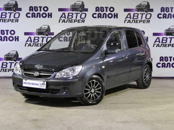Hyundai Getz, 2010 год, 329 000 руб.