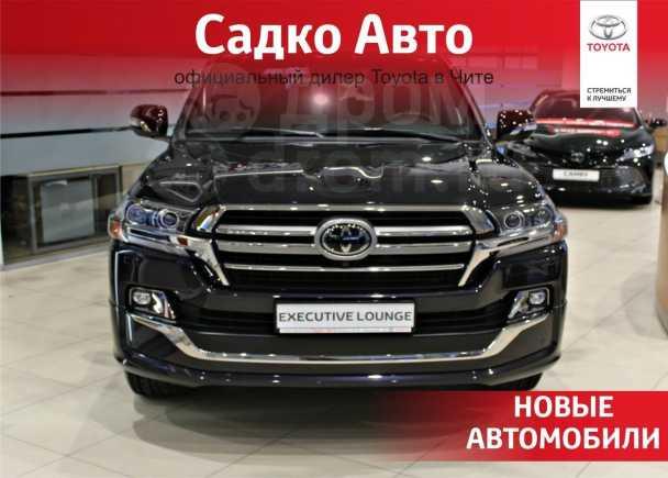 Toyota Land Cruiser, 2019 год, 6 140 000 руб.