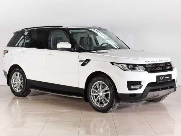 Land Rover Range Rover Sport, 2014 год, 1 919 000 руб.