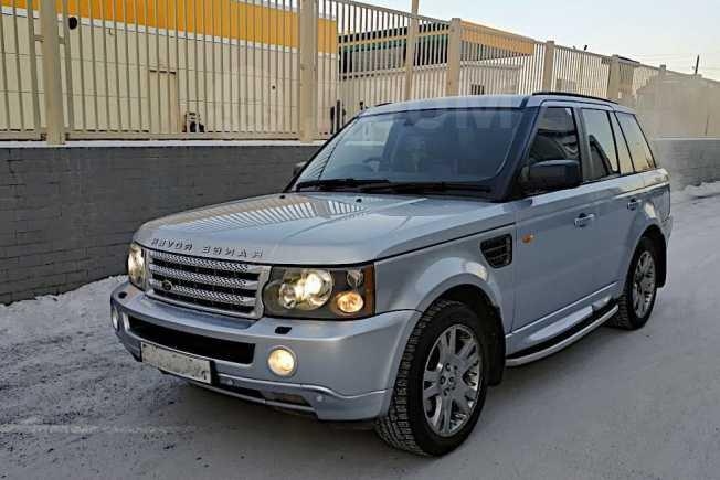 Land Rover Range Rover Sport, 2006 год, 650 000 руб.