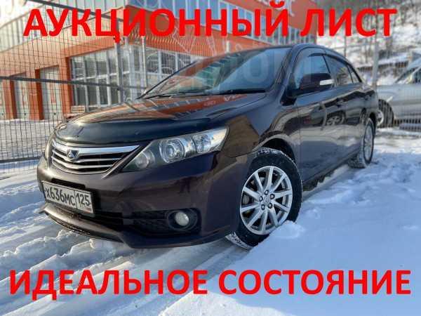Toyota Allion, 2011 год, 800 000 руб.