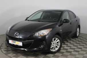 Волгоград Mazda3 2012