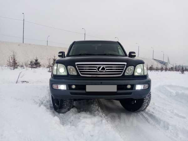 Lexus LX470, 2004 год, 1 320 000 руб.