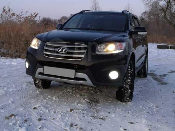 Hyundai Santa Fe, 2011 год, 800 000 руб.