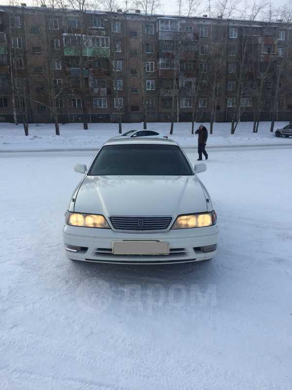 Toyota Mark II, 1997 год, 195 000 руб.