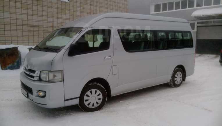 Toyota Hiace, 2007 год, 835 000 руб.